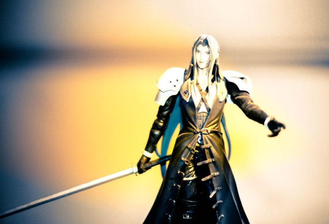 Wait, wrong Sephiroth